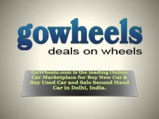 Buy New Car Sale Purchase Used Car in Delhi