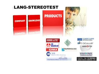 LANG-STEREOTEST