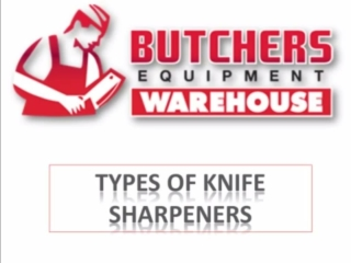 Types of Butcher Knife