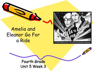 Fourth Grade Unit 5 Week 3