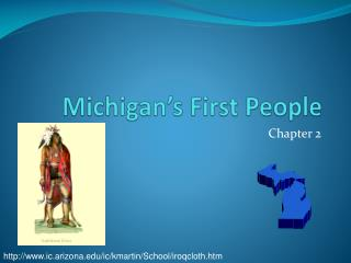Michigan s First People