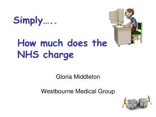 Simply ..    How much does the  NHS charge