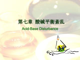 Acid-Base Disturbance