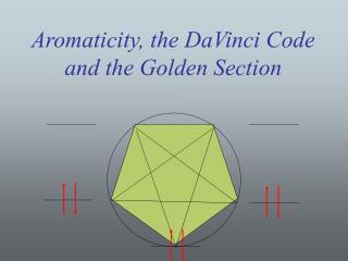 Aromaticity, the DaVinci Code and the Golden Section