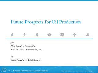 Future Prospects for Oil Production