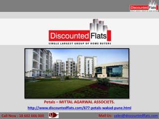 Petals New Project By Mittal Brothers