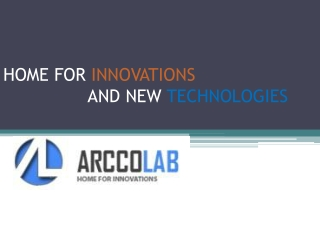 ArccoLab Equipments & Microscops