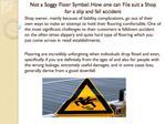 Not a Soggy Floor Symbol
