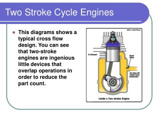 Two Stroke Cycle Engines