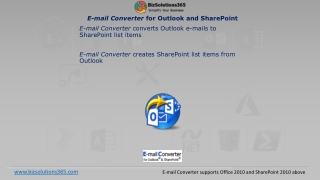 Introduction Sharepoint 2010