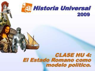 Historia Universal 2009