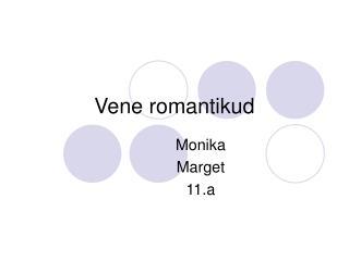 Vene romantikud