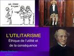L UTILITARISME