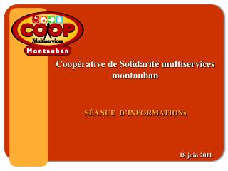 Coop rative de Solidarit  multiservices montauban