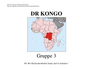 DR KONGO