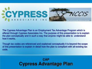 CAP Cypress Advantage Plan