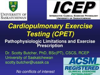 Cardiopulmonary Exercise Testing CPET