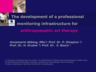 Anthroposophic art therapy