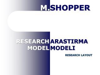 Selas-M.SHOPPER Modeli  G lge M steri