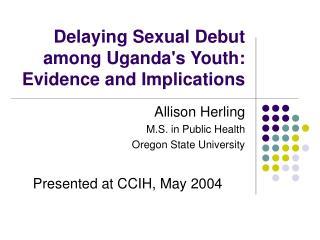 Uganda-sex-debut
