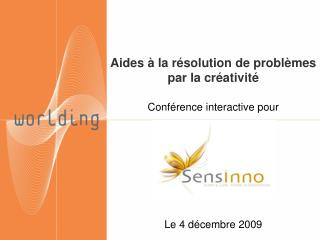 Conf rence interactive pour