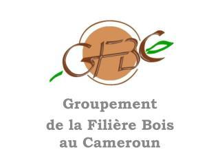 Groupement  de la Fili re Bois au Cameroun
