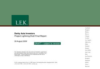 Darby Asia Investors