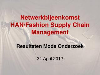 Netwerkbijeenkomst HAN