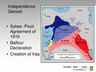 Independence Denied: