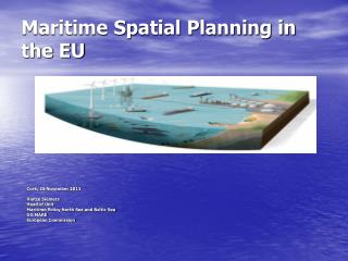 Maritime Spatial Planning in the EU