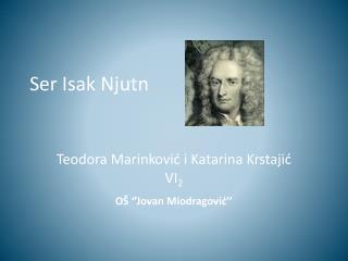 Ser Isak Njutn