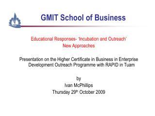 GMIT School of Business