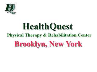 Brooklyn - Physical Therapy