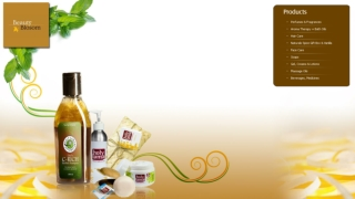 Beauty Blosom - Herbal-cosmetics.co.in