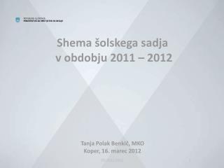 S S 2011-2012