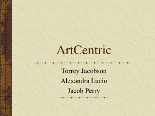 ArtCentric