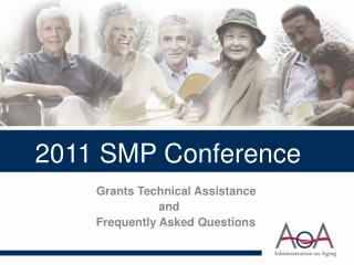 2011 SMP Conference