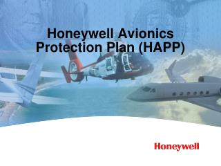 Honeywell Avionics Protection Plan HAPP