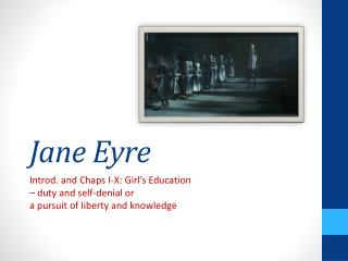 the two sides of nature in jane eyre a novel by charlotte bront Extracts from this document introduction what features of jane eyre are gothic and why does charlotte bront use these elements of gothic in the novel.