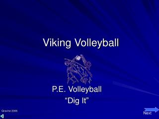 Viking Volleyball
