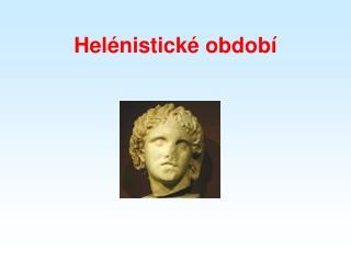 Hel nistick  obdob