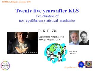 Twenty five years after KLS   a celebration of  non-equilibrium statistical  mechanics