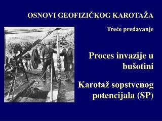OSNOVI GEOFIZICKOG KAROTA A