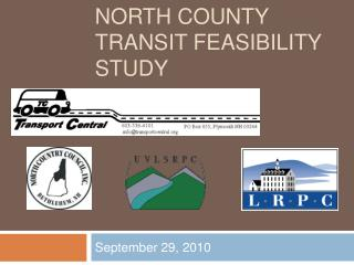 North County Transit Feasibility Study