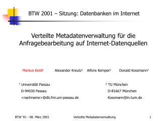BTW 01 - 08. M rz 2001
