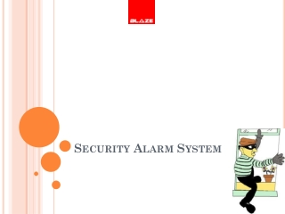 Bank Security Alarm System_blaze automation