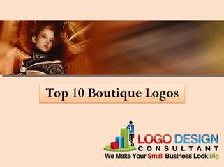 Top 10 Boutique Logos
