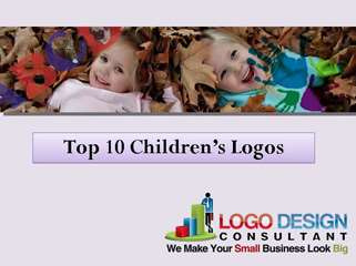 Top 10 Children Logos