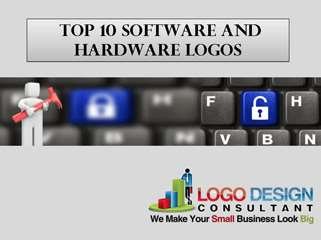 Top 10 Software & Hardware Logos
