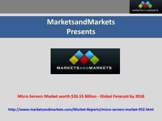 Micro Servers Market